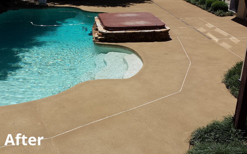 Overlayments Add A Beautiful Textured Vibrant Finish With A Variety Of  Textures And Patterns To Any Existing Concrete Surface. Change Any  Residential Or ...